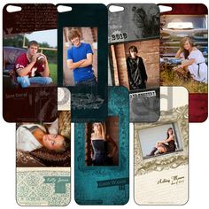 iphone templates by MK Classic Photography http://focused.whcc.com/store/view-all/mk-classic-photography-vintage-grunge-iphone-skin-set.html#