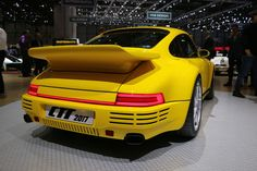 How Alois Ruf Built an All-Carbon Tribute to the Infamous Yellowbird