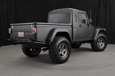 Custom Matte Black BRUTE - American Expedition Vehicles - Product Forums