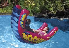 Whip out one of these 17 water toys at your next pool party and it's bound to make a splash.