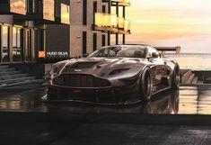 Aston Martin DB11, Hugo Silva