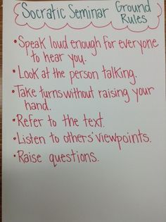 Visual Literacy and Socratic Seminars.  One of my favorite ways to engage students through a shared text @keystoneaea #elemchat