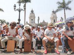 Peruvian Cajón