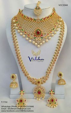 Vibha. Jewellery
