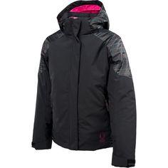 SpyderStunner Reversible 3-in-1 Insulated Jacket - Girls'