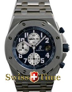 Buy a Audemars Piguet Royal Oak Offshore 25721ST.OO.1000ST.09A watch on http://www.presentwatch.com/classifieds/929947.html