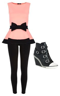 """""""Untitled #44"""" by crystal7700 on Polyvore"""