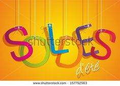 Summer Sale Vector Illustration - 157752563 : Shutterstock