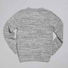 Ricketts Knitted Sweater Grey by Soulland   eu.Fab.com