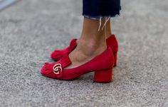 42f8040c727 10 Transeasonal Shoes To Buy Now - Embrace The Influence Of Gucci All Year  Round With The Classic Loafer - Practical And Stylish Shoe Inspiration