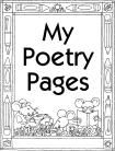 Monthly poems - great for shared reading (The First Grade Poetry Page)