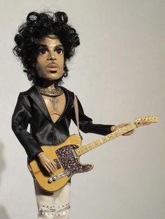 Prince action figure