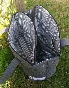 Marvelous Make a Hobo Bag Ideas. All Time Favorite Make a Hobo Bag Ideas. Patchwork Bags, Quilted Bag, Patchwork Quilting, Diy Handbag, Handbag Patterns, Big Bags, Fabric Bags, Backpack Purse, Handmade Bags
