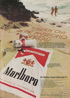 Marlboro - 1970 by rchappo2002, via Flickr