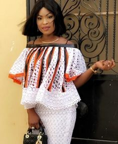 African Fashion Ankara, Latest African Fashion Dresses, African Dresses For Women, African Print Dresses, African Print Fashion, African Attire, African Blouses, African Traditional Dresses, Newscaster