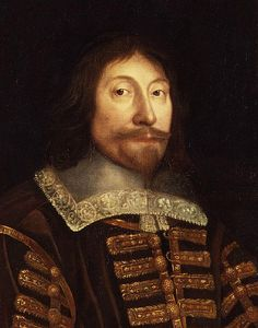 William Lenthall (1591 – 9 November 1662) was an English politician of the Civil War period. He served as Speaker of the House of Commons.