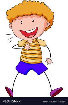 Boy smiling vector image on VectorStock Free Vector Images, Vector Free, Royalty Free Clipart, Happy Boy, Adobe Illustrator, Cartoons, Clip Art, Smile, Children
