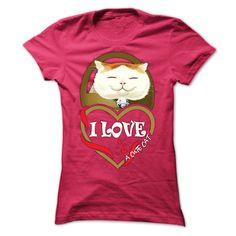 I LOVE A CUTE CAT!