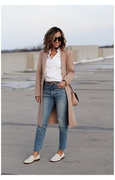Outfit Loafers, Loafers For Women Outfit, Classic Outfits For Women, Classic Style Women, Classic Womens Fashion, Classic Chic, Classic Fashion Looks, Classic Feminine Style, Classy Womens Outfits