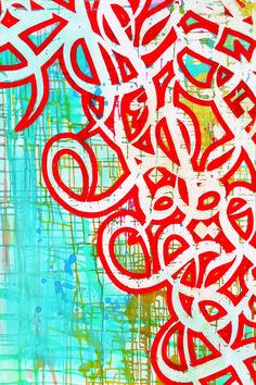 El Seed 'Untitled' 2014