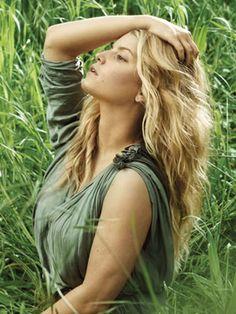 Jessica Simpson's (natural) Marie Claire cover (April 2010)