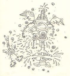 Oddio-oddio-gnela-facc'+, la lagnosa guida spirituale della potente setta delle Tardone Insoddisfatte, si sfoga col suo povero animaletto domestico