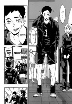Haikyuu Those Who Have Lost - Read Haikyuu Those Who Have Lost Manga Scans Page 1 Free and No Registration required for Haikyuu Those Who Have Lost Those Who Have Lost Daichi Sawamura, Daisuga, Haikyuu Karasuno, Haikyuu Manga, Kuroken, Kagehina, Manga Anime, Anime Guys, Manhwa
