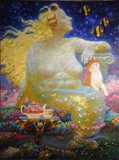 Artist: Victor Nizovtsev