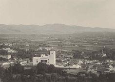 Granada desde la Torre de la Vela. (Fechada entre 1924 y 1930)
