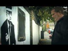 Robbo vs Banksy- Graffiti War