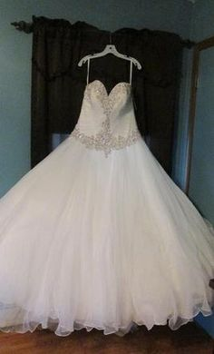 Allure Bridals C269: buy this dress for a fraction of the salon price on PreOwnedWeddingDresses.com