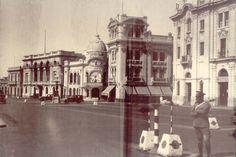 antiguo teatro Colón, en la Plaza San Martín