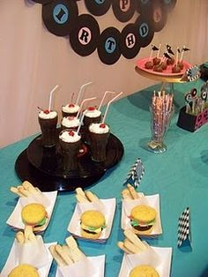 More sock hop 50's party ideas