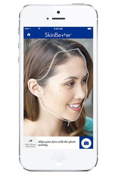 The Best New Beauty Apps To Download Now #refinery29 http://www.refinery29.com/new-beauty-apps#slide-2 SkinBetterQuestion: What have your selfies done for you lately? SkinBetter puts your pics to work. Upload a selfie, and the app will analyze your skin. Once it determines your prognosis, SkinBetter offers you a range of product recommendations from a board of A+ derms. How's that for a great excuse to snap away?