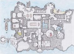map] Dungeon of Lost Coppers | Also, adventure