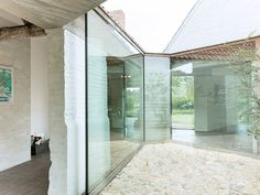 Detail Architecture, Garden Architecture, Contemporary Architecture, Breezeway, Grand Designs, Master Plan, Prefab, Exterior Design, Home And Living