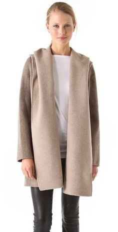 I have this coat in camel, but I love this multi-color version