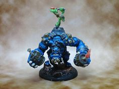 Dire Troll Bomber from Privateer Press
