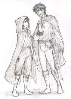 Po and Katsa