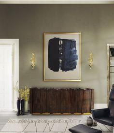 Living Room Decor Ideas: Top 50 design sideboards ideas Living Room Decor Ideas, Home Decor Ideas, Home Furniture, Decor Ideas, Luxury Design, Exclusive Design, Find out more inspiring decor ideas: http://www.bocadolobo.com/en/inspiration-and-ideas/