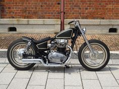 Yamaha XS650 By Gravel Crew