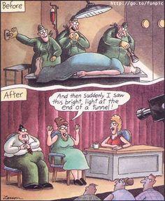 Gary Larson — Гари Ларсон : Cartoonband