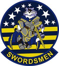 F-14 Tomcat VF-32 Swordsmen