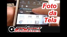 Como tirar foto da tela (Print/Screenshot) - Celular LG L3, L4, L5, L6, L7