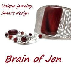 Brain of Jen Handmade Jewelry