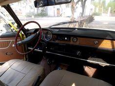 Fiat 125 interieur