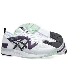 """Asics add """"no-sew"""" uppers to its Gel-Lyte V sneaker, removing as much  possible stitching in exchange for lightweight fused layers. a97372580c3"""