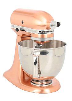 KitchenAid KSM152PS Custom Metallic Series 5-QT Stand Mixer http://rstyle.me/~11V2J