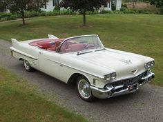 1958 Cadillac Series 62 Convertible | Motor City 2015 | RM Sotheby's