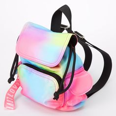 Shop Claire's for the latest trends in jewelry & accessories for girls, teens, & tweens. Find must-have hair accessories, stylish beauty products & more. Cute Mini Backpacks, Stylish Backpacks, Girl Backpacks, Mini Backpack Purse, Small Backpack, Mini Purse, Justice Backpacks, Unicorn Fashion, Girls Bags